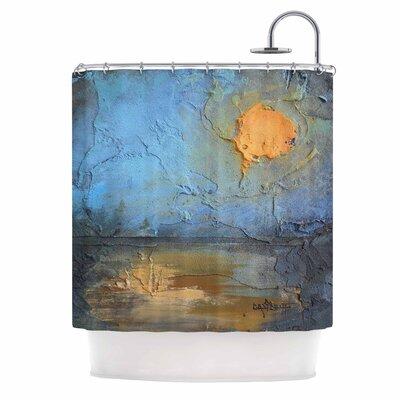 Carol Schiff Moon Glow Shower Curtain