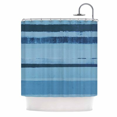 CarolLynn Tice 11pm Shower Curtain