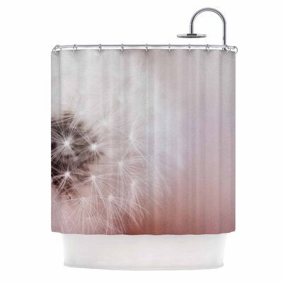 Chelsea Victoria Dandelion Dreams Shower Curtain