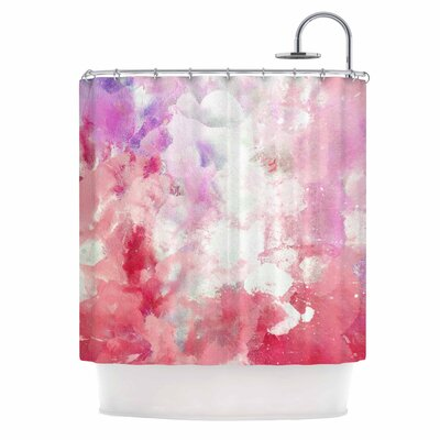 CarolLynn Tice Tannins Shower Curtain