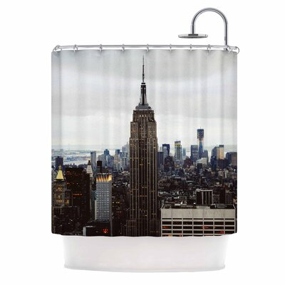 New York Stories Shower Curtain