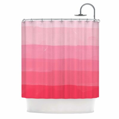 Ombre Layer Cake Shower Curtain