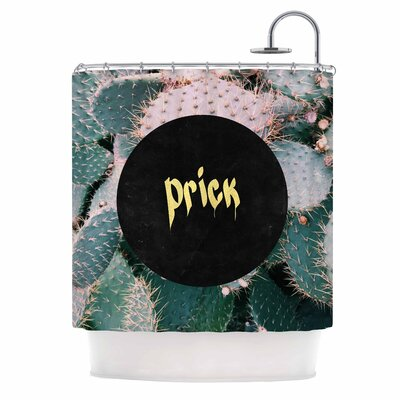 Prick Shower Curtain
