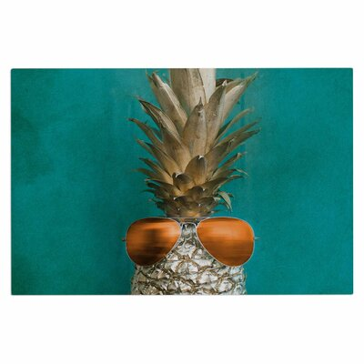 Chelsea Victoria 24 Karat Pineapple Digital Doormat