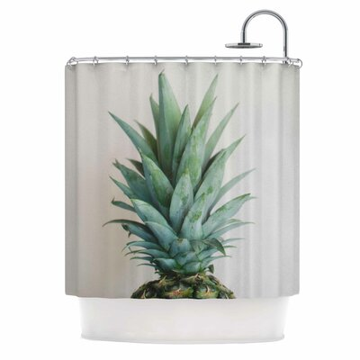 Chelsea Victoria the Pineapple Shower Curtain