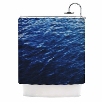 Chelsea Victoria Sea Calm Shower Curtain