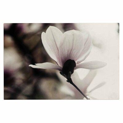 Chelsea Victoria Vanilla Magnolia Floral Doormat