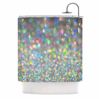 Sparks Fly Shower Curtain
