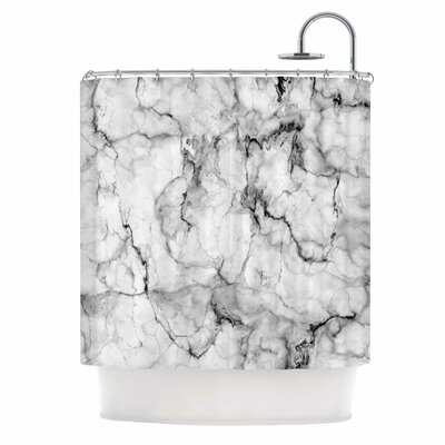 Chelsea Victoria Marble No 2 Shower Curtain