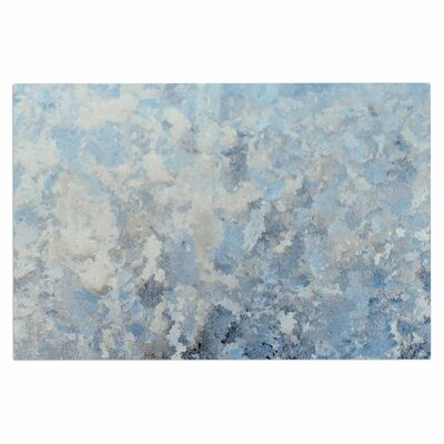 Chelsea Victoria Frosted Marble Photography Doormat