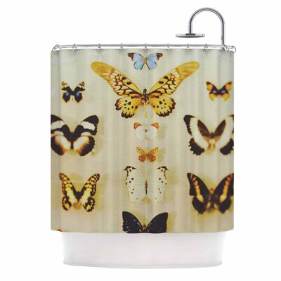 The Butterfly Collection Photography Shower Curtain