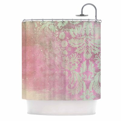 Cafelab Spring Damask Shower Curtain