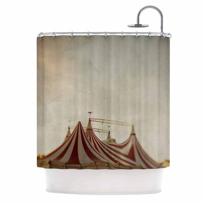 The Big Top Photography Shower Curtain