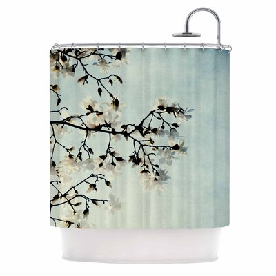 Bloom Photography Shower Curtain