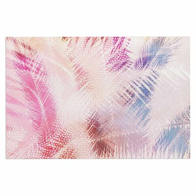 Cafelab Sweet Tropical Abstract Doormat