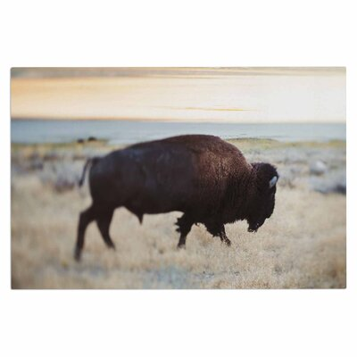 Chelsea Victoria Buffalo Bill Nature Photography Doormat