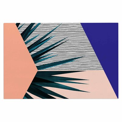 Cafelab Summer Geometry Doormat