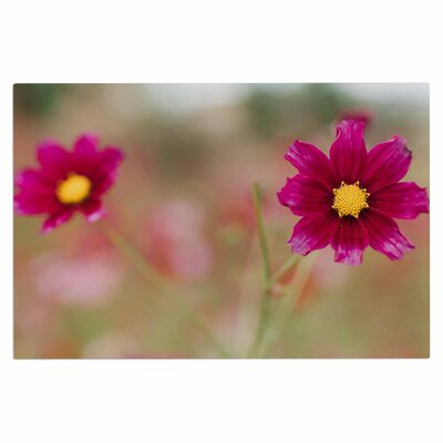 Chelsea Victoria Wild For You Floral Photography Doormat