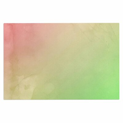 Cafelab Greenery Watercolor Doormat