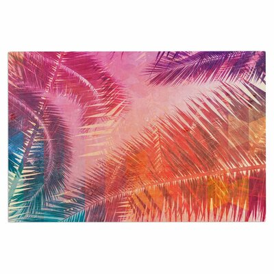 Cafelab Pop Tropical Abstract Doormat