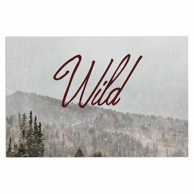 Chelsea Victoria Winter Wild Photography Doormat