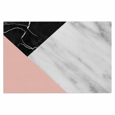 Cafelab Marble Collage with Pale Doormat