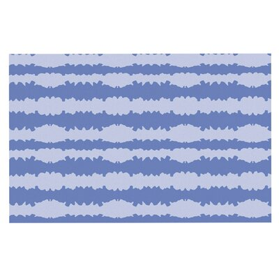 Mydeas Nautical Breeze Ocean Ripple Doormat