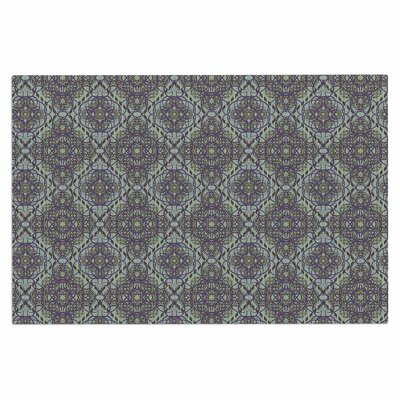 Mydeas Scroll Damask Vector Doormat
