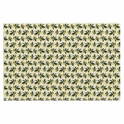 Mayacoa Studio Pine Cone Doormat