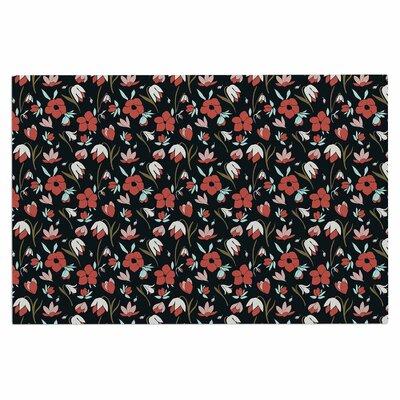 Mayacoa Studio Floral Field Floral Doormat