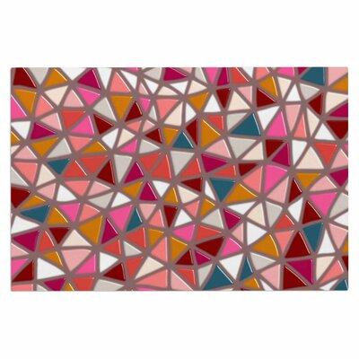 Pallerina Geo Mosaic Tile Geometric Modern Doormat