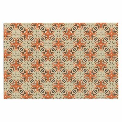 Mayacoa Studio Geometric Tile Doormat