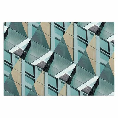 Tiny September Diagonal Arrows Photography Doormat