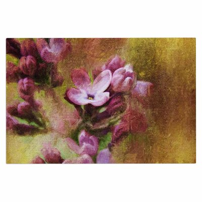 Ginkelmier Floral Doormat