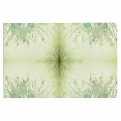 Ginkelmier Delion Dreams in Pastel Abstract Doormat