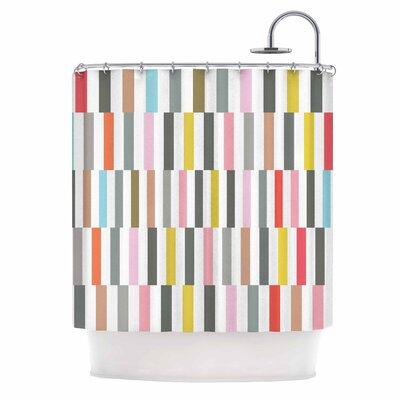 Fimbis Rocolu Shower Curtain
