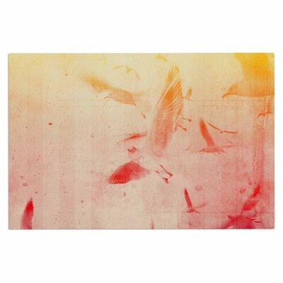 Frederic Levy-Hadida them Birds Doormat