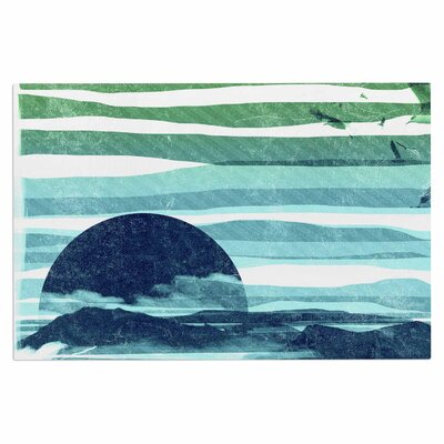 Frederic Levy-Hadida Sea Scape Stripes Doormat