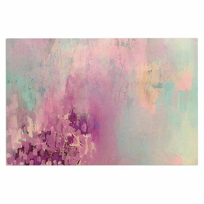 Geordanna Fields Serene Nebula Doormat