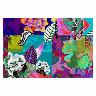 Fernanda Sternieri Chita Abstract Doormat