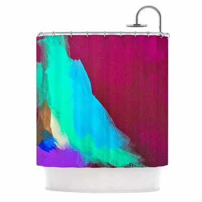 Geordanna Fields Sit Still Look Pretty Shower Curtain