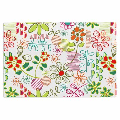 Holly Helgeson Wildflower Doormat