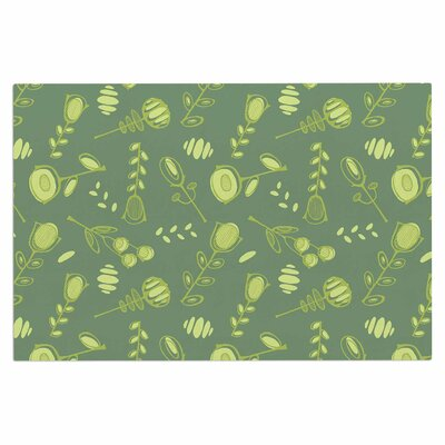Holly Helgeson Hattie Floral Doormat