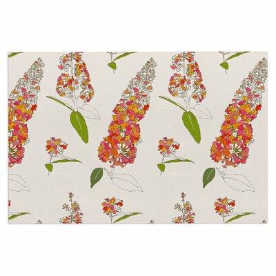 Gukuuki Barika Belva Floral Doormat