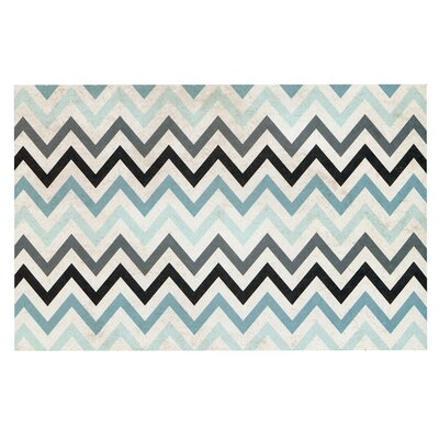 Heidi Jennings Chevron Doormat