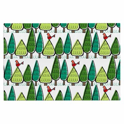 Holly Helgeson Vintage Christmas Holiday Doormat