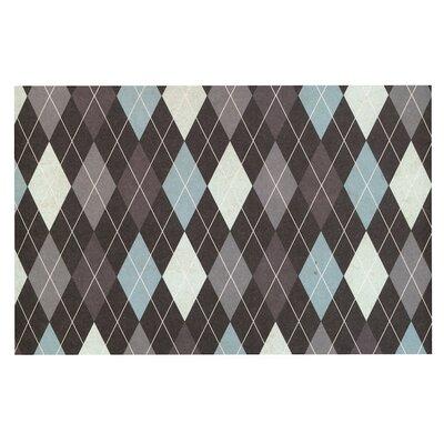 Heidi Jennings Argyle Doormat