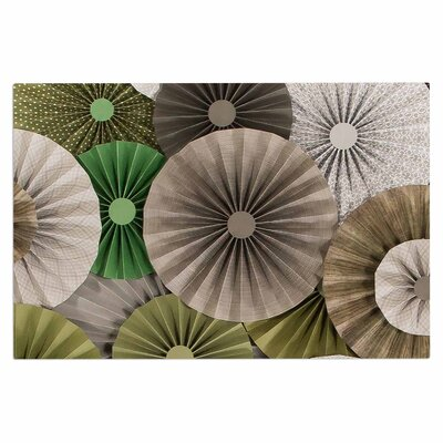 Heidi Jennings Forest Abstract Doormat