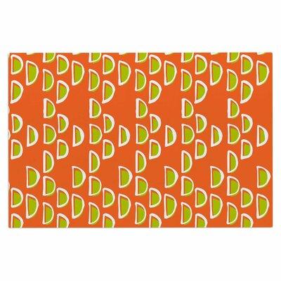 Holly Helgeson Geo Seed Doormat
