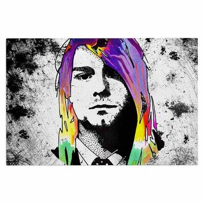 Ivan Joh Grunge Pop Art Doormat